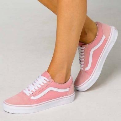 Tênis Vans Old Skool Femi/masculi-promoção Limpa Estoque Frete Gratis