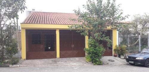 Imagem 1 de 11 de Casa Com 3 Dormitórios À Venda, 153 M² - Santa Terezinha - São Bernardo Do Campo/sp - Ca10766