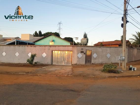 Sua Casa Dos Sonhos Esta Aqui! Casa De 70 M² Com 3 Quartos Sendo Uma Suíte, Garagem E Um Terreno De 504 M² - Casa No Jardim Ipanema - Cod-0022 - 68090102