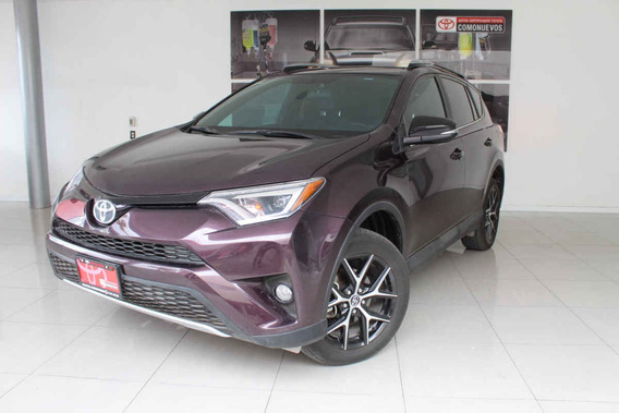 Toyota Rav4 2017 5p Se L4/2.5 Aut