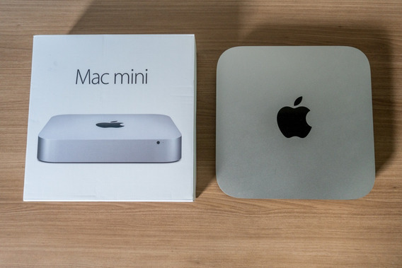 Mac Mini - I5 2.6ghz - 8gb Ddr3 - Hd 1tb