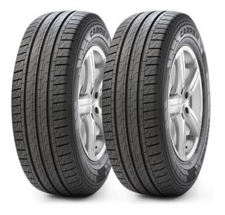 Kit X2 Neumáticos Pirelli 225/65 R16 Carrier 112r Neumen
