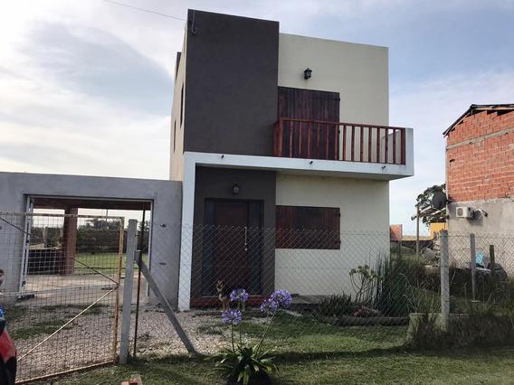 Rebajada!! Casa 3 Ambientes Estilo Minimalista - Camet Norte