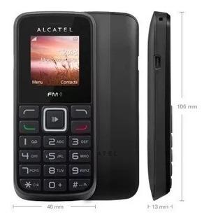 Celular Alcatel 1011d Ótimo Celular