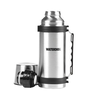 Termo Acero Inoxidable Waterdog 1000cc 1lt Manija Garantía