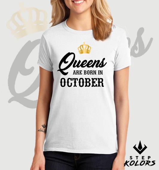 Poleras Para Parejas King Queen + Mes A Elección