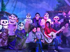 Shows Infantiles Pequeñitos(coco, Pjmask, Moana, Ladybug...)