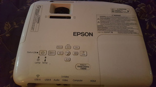 Proyector Epson 730hd ,