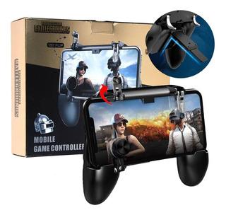 Gamepad Com Gatilho E Analogico Para Jogos Celular Free Fire