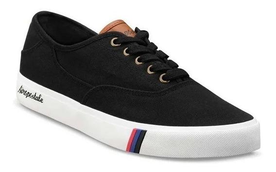 Tenis Andrea Sneaker Negro 2710020 Aeropostale B