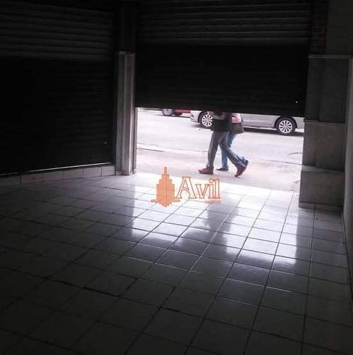 Salão Para Alugar, 80 M² Por R$ 1.800,00/mês - Tatuapé - São Paulo/sp - Sl0133