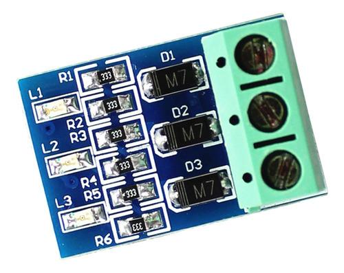 Imagen 1 de 7 de Comprobador De Detección De Polaridad Del Circuito De Cable