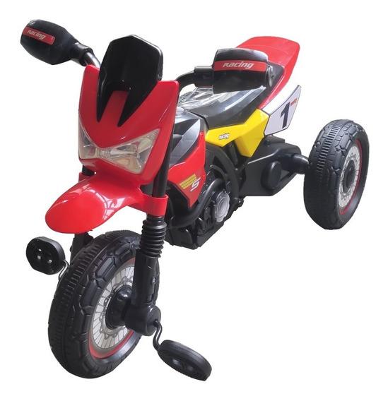 Triciclo Infantil Cross Enduro Zaki Luz Sonidos Babymovil