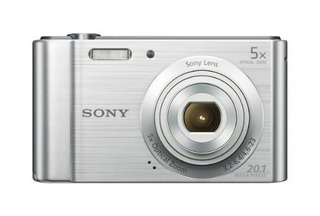 Cámara Sony W800/ S 20.1mp Super Had + Steadyshot Videos Hd