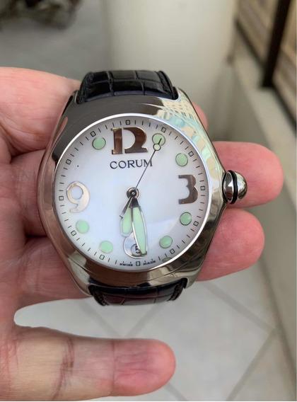 Relógio Corum 46 Mm Novo! Lindo! 100 % Original!