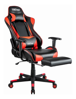 Sillas Gamer Nuevas Reclinable A 180° Technisport - Sgro