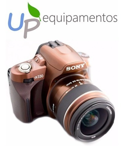 Câmera Digital Sony Alpha 330