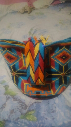 Imagem 1 de 6 de Bolsa Wayuu