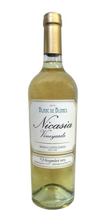 Vino Nicasia Vineyards Blanc De Blancs X750cc