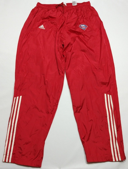 Pantalón Filadelfia Phillies adidas Mlb Talle Xl Rojo