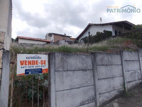 Terreno Residencial À Venda, Jardim Do Lago, Atibaia. - Te0257