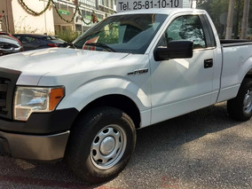 Ford F-150 3.7 Xl Cabina Regular 4x4 Mt 2014