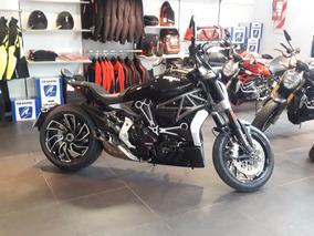 Ducati Xdiavel S 1200 Usada.2017. San Isidro Oficial