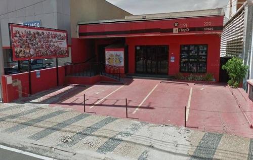 Casa Para Alugar, 391 M² Por R$ 5.000,00/mês - Jardim Guanabara - Campinas/sp - Ca11768