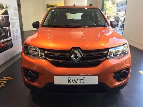 Renault Kwid Zen Año 2021 Stock Fisico (ma)