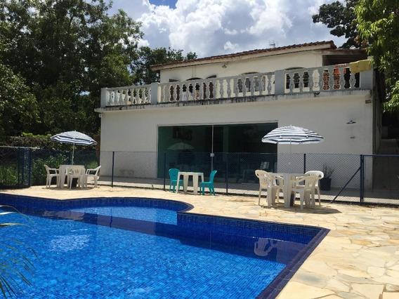 Chácara Com 5 Dormitórios À Venda, 1000 M² - Vitória Régia - Atibaia/sp - Ch0017