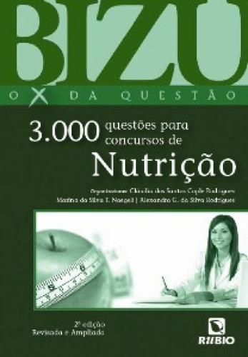 Bizu De Nutricao - Rubio