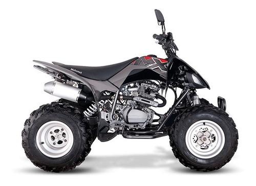 Funda Cubre Cuatriciclo Mx 250 Bordado Motomel