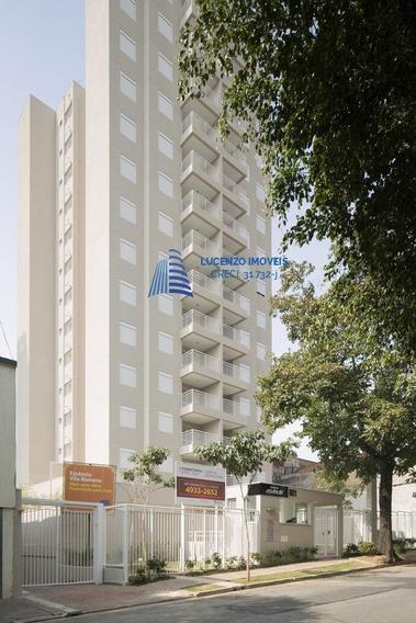 Apartamento A Venda No Bairro Vila Romana Em São Paulo - - 174-1