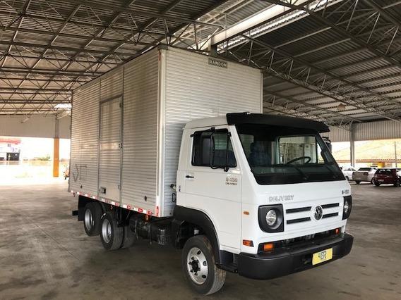 Truck Baú 9.150 2012 Bahia Várias Unidades Emplacado Escolhe