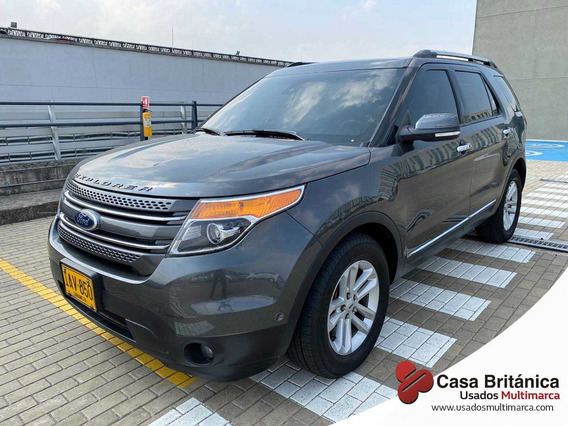 Ford Explorer Limited Automatico 4x4 Gasolina 3500cc