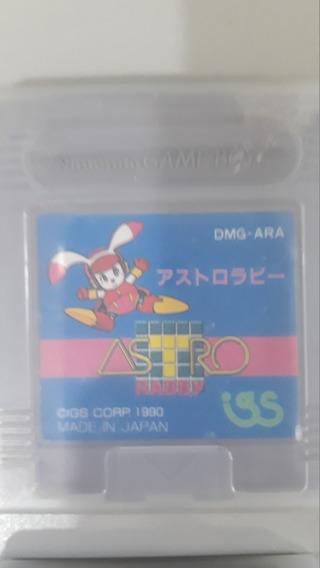 Astro Rabby Game Boy Raro Japones