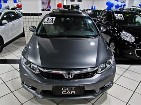 Honda Civic New Civic 2.0 Exr 16v Flex 4p Automatico