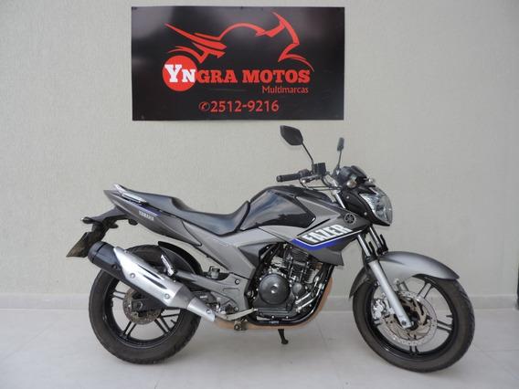 Yamaha Ys 250 Fazer Blueflex 2015 Nova