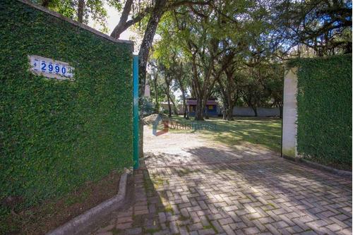 Terreno À Venda, 1384 M² Por R$ 550.000,00 - Jardim Guarani - Piraquara/pr - Te0018
