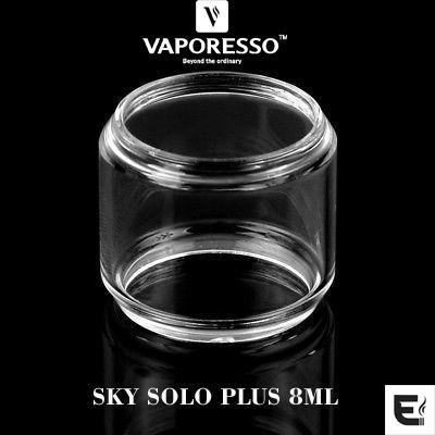 Vidro Tanque Reposição Bubble Para Sky Solo Plus 8ml - 1 Unidade