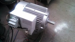 Convertidor De Fases Rotativo De 15 Hp 220 V
