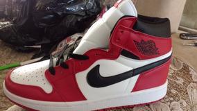 Tenis Nike Air Jordan 1 Retro Chicago Pronta Entrega Novo