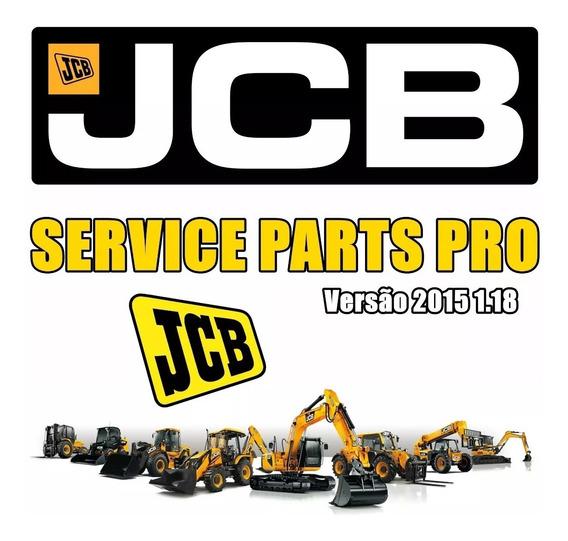 Jcb Service Parts Pro 1.18 Catálogo Eletrônico De Peça