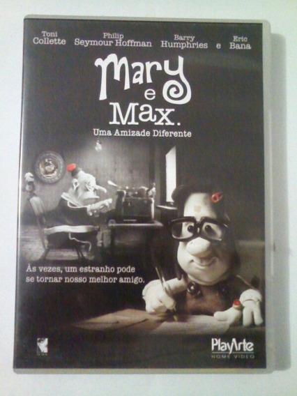 Mary E Max Dvd No Mercado Livre Brasil