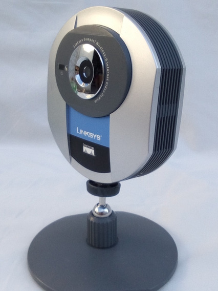Camara De Video Wifi Linksys Wvc54gc
