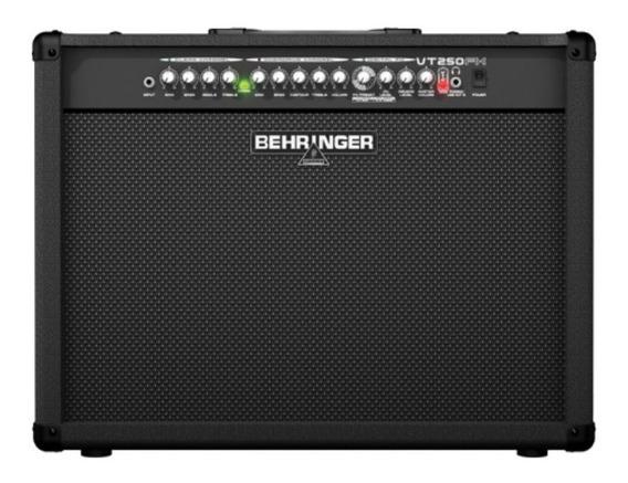 Amplificador Guitarra Behringer 100w Vt250fx 2x12