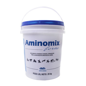 Complexo Vitaminico Vetnil Aminomix Forte 20 Kg