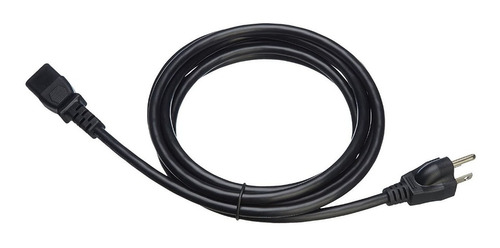 Cable Corriente Poder Alimentador Pc 1.8 Mt