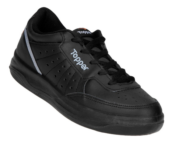 Zapatilla Topper X Forcer Negro/gris/nja.