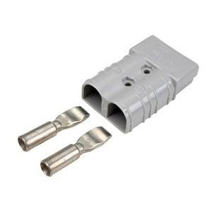 Kit 4 Conector P/ Bateria Externa No- Break Sb 50 50 Amp. T